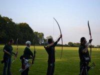 Archery clout shoot