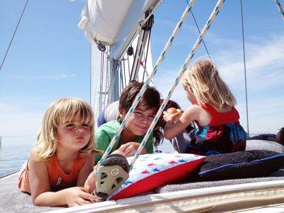 Hanse 47 sailboat to Tabarca 1 day