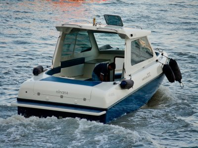 RYA introductory Powerboating lesson Level 1
