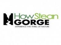 How Stean Gorge Abseiling