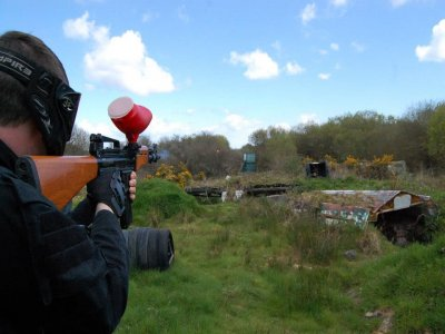 Action Paintball Cornwall