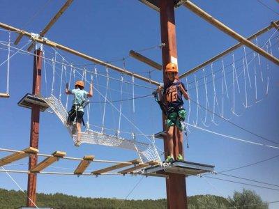 Zip-Line and Multi-Adventure Circuit