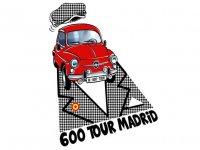 Seat 600 Tour Madrid Visitas Guiadas