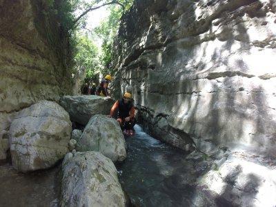 Garganta Verde canyoning+video+photos