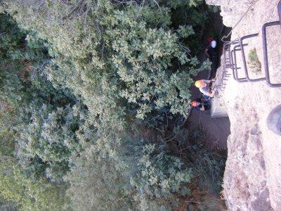 Via ferrata tour in Ronda during 2 hours