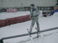 Skiing at Snow Factor