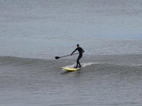 Stand up paddleabording