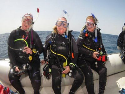 Scuba Diving taste in Kent