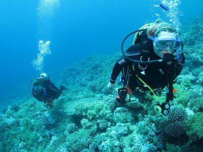Rescue Diver PADI Course Holborough Lakes 4 days
