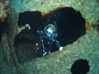 Night diver PADI course in Kent