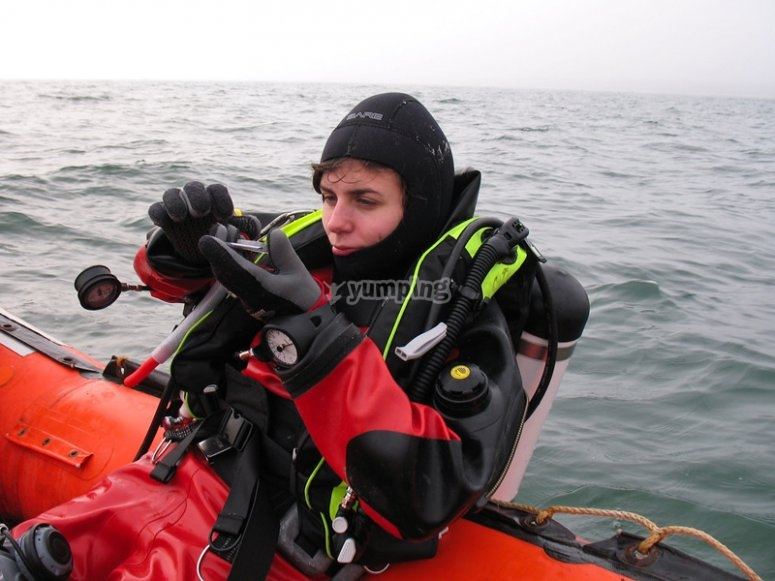 Get to grips with navigation equipment