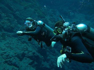 Deep Diver PADI Course Holborough Lakes 2 days