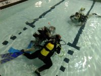 Rescue Diving course in Kent