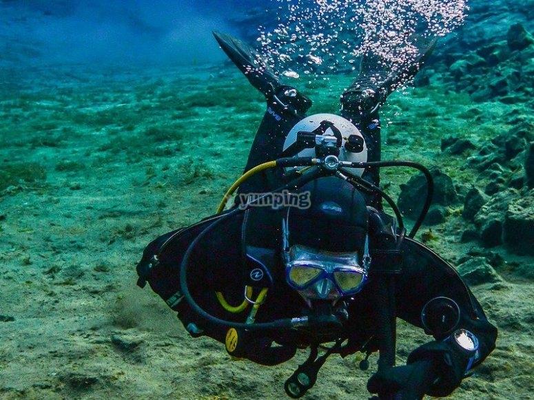 Broaden your diving boundaries