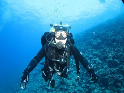 Full day navigation diving in Kent