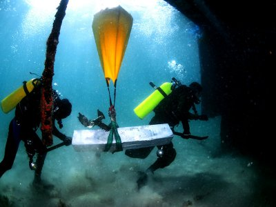 Search & Recovery PADI Course in Snodland 2 days