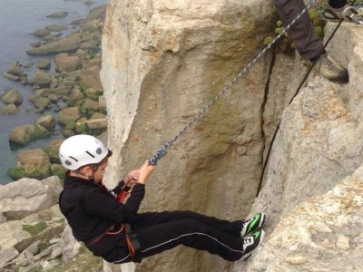 Introductory Climbing course in Dorset 1D