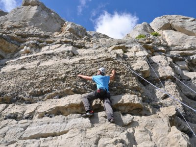 Introduction Climbing course in Dorset 2D