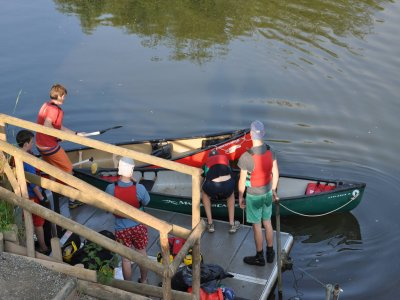 Canoe Tour in Dorset