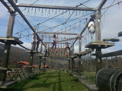 1-week adventures camp in Cantabria in Autumn