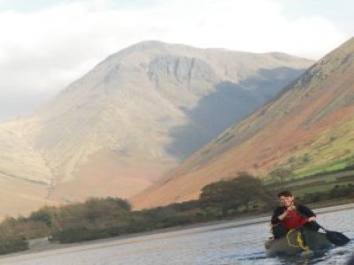 Climb in the Lakes Canoeing