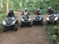 Quad Biking in Yorkshire 30 min