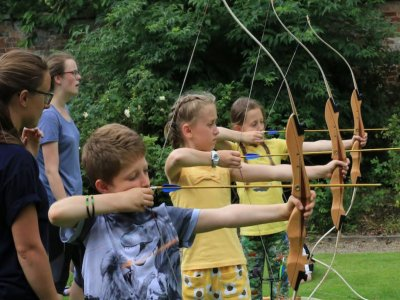 Archery for kids in North Yorkshire