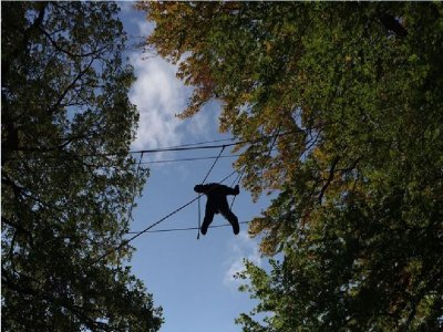 High Ropes in North Yorkshire