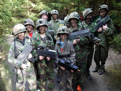Laser Tag for Kids in Yorkshire