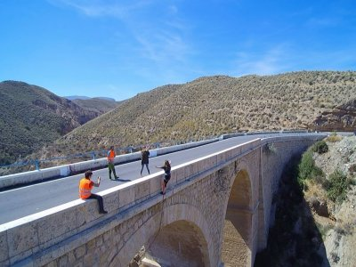 Stag/Hen Do La Alpujarra canyoning + bungee jump