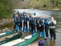River paddle