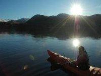 On the pristine lake