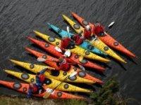 Our kayak fleet