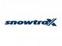 Snowtrax Skiing Logo