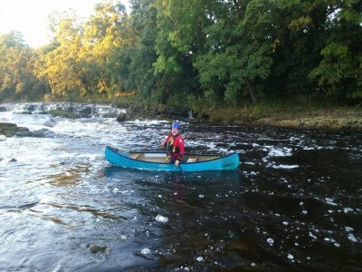 Canoeing for groups in North Yorkshire