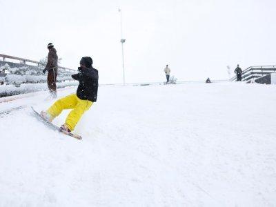 Snowtrax Snowboarding