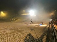 Our nights in The Dry slopes in Snowtrax Snowboarding