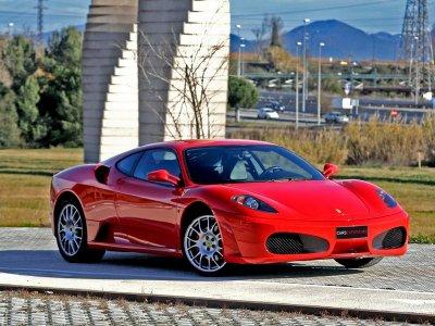 Ferrari Route in Barcelona, 20km, w. Spa & Video