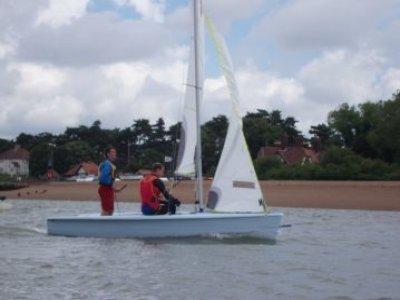 Bawdsey Quay Watersports Sailing