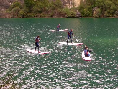 Multiaventura Buendía Paddle Surf