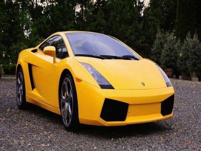 Lamborghini and Corvette package in Cantabria
