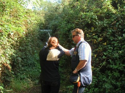 Hertford Clay Pigeon Shooting Club