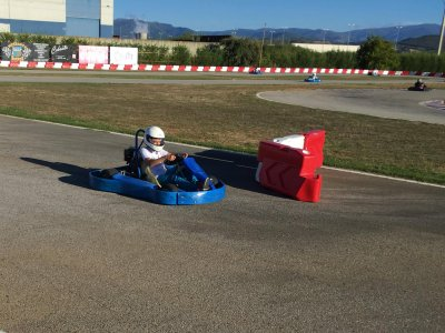 Super kart in Cabañas - 10 minutes