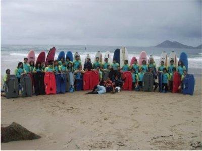 Nalu Campamentos de Surf