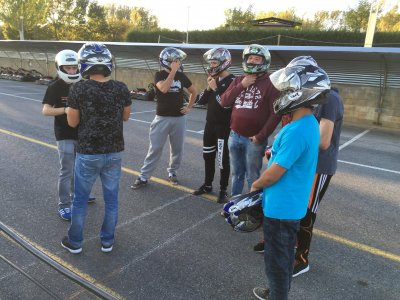 GP Karting + Paintball (300 balls) + Menu in León