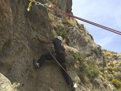 Climbing induction in Granada
