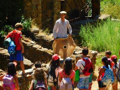 Trip to Sierra de Gata for Schools, 4 Days