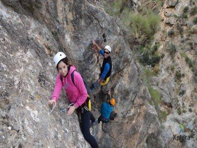Via Ferrata + 2 bungee jump, Gador