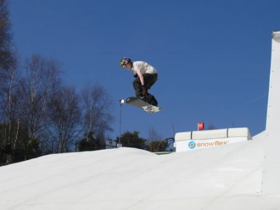 Dorset Snowsport Centre Snowboarding