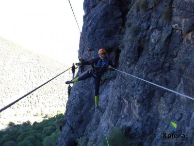 Via Ferrata and bungee jumping 2 days